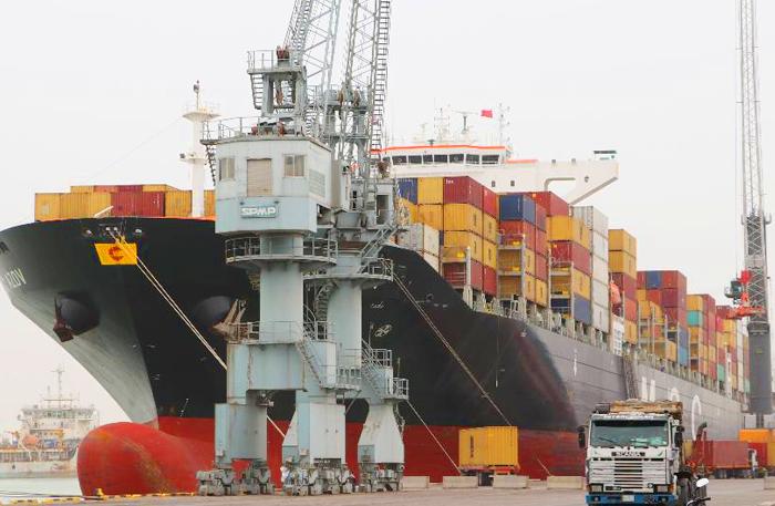Ports of Iraq
